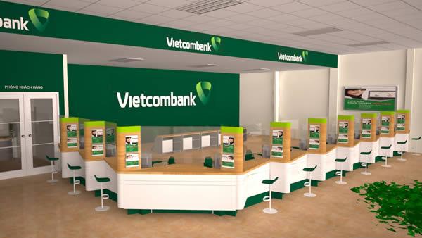 Kết quả hình ảnh cho Ngân hàng Vietcombank