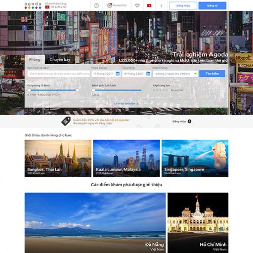 Thiết kế trang web tại Bình Dương